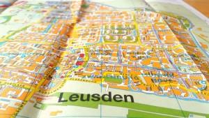 plattegrond Leusden HHL